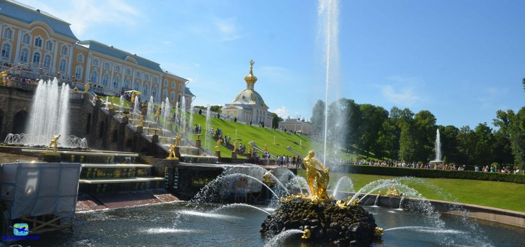 Reisen nach St. Petersburg. Reisen nach Israel.